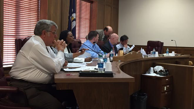 The Ouachita Parish Police Jury has placed a sales tax increase proposal on the April 9 ballot.