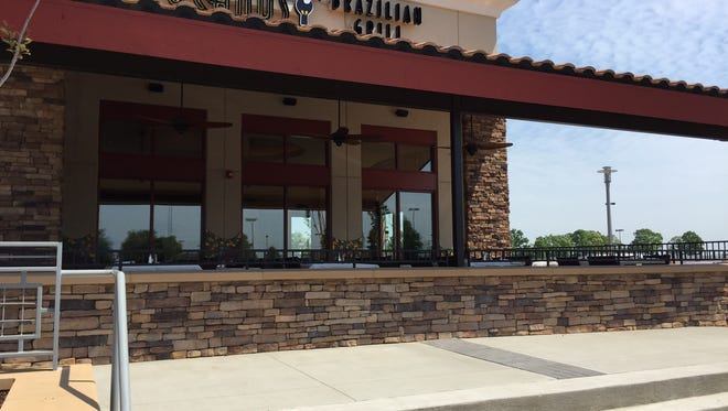 Tucanos Brazilian Grill will open its doors at Magnolia Park in Greenville April 28.