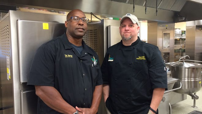 Tim Hunter (left) and Tom Craft (right) will bring more than 30 years of experience to the table as the Food Bank of Delaware's ManageFirst Instructors. Courses start in June.