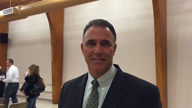 Morris County GOP Sheriff candidate John Sierchio