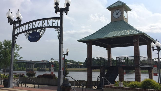 Monroe's Downtown RiverMarket will host BrewFest June 4 and FreedomFest in July 2.