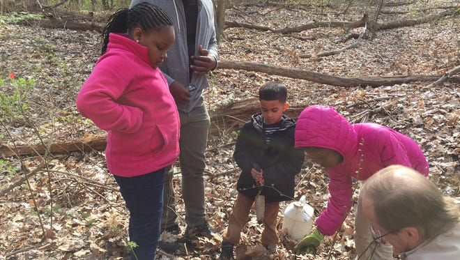 Friends of Washington Grove are inviting children to get involved in tree planting process.