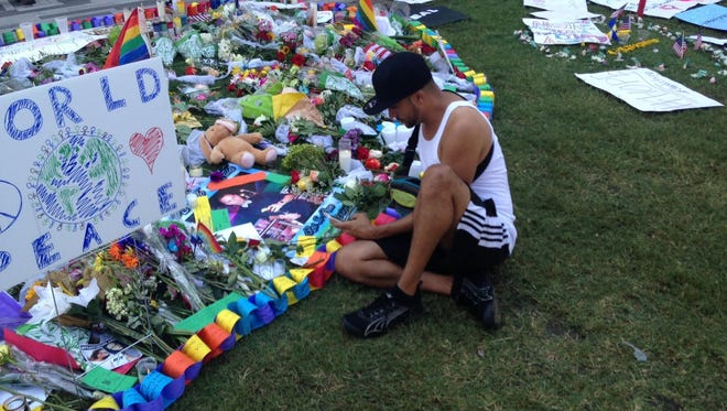 Jose Martinez reflects on friend's death at Dr. Phillips Center in Orlando