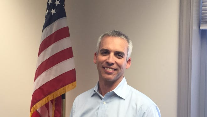 Warren Gisser, Mendham Township Republican candidate for committee , 2016