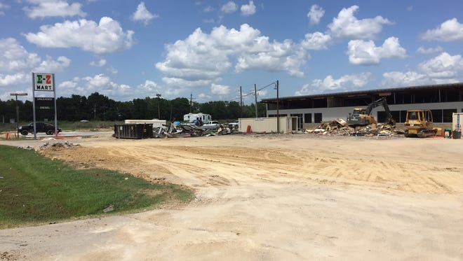 A major expansion is set for the E-Z Mart Truck Stop along Interstate 20 in Monroe.