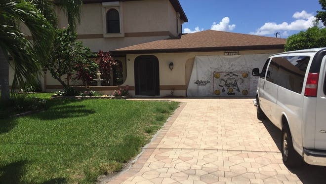 A Cape Coral couple who lived at this SE 11th Place residence for the past year has been charged bwith multiple counts of aggravated child abuse, sexual abuse and lewd and lascivious behavior.