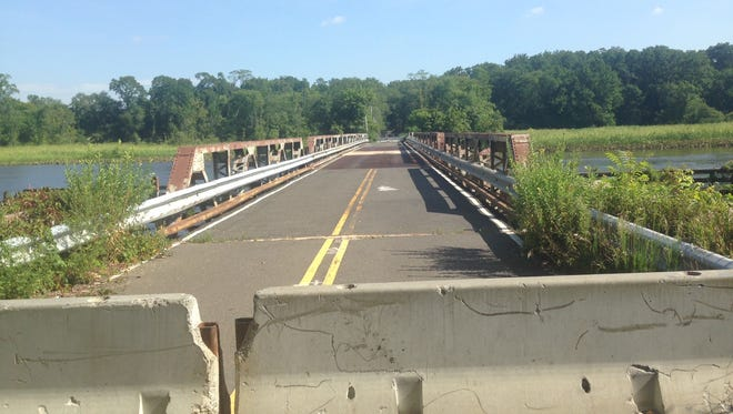 Centerton Road Bridge was shut down in April of 2015 due to being structurally deficient. Will it be torn down and rebuilt? What does the future hold?
