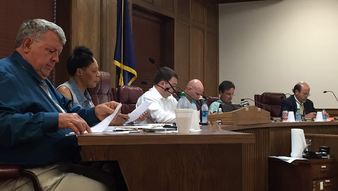 The Ouachita Parish Police Jury withdrew an agreement price for a  building to serve as a new parish coroner's office.