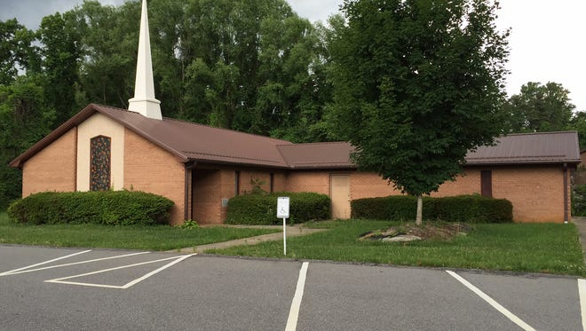 This church at 184 New Haw Creek Road is the planned site for a new location of Bouchon, a French restaurant.