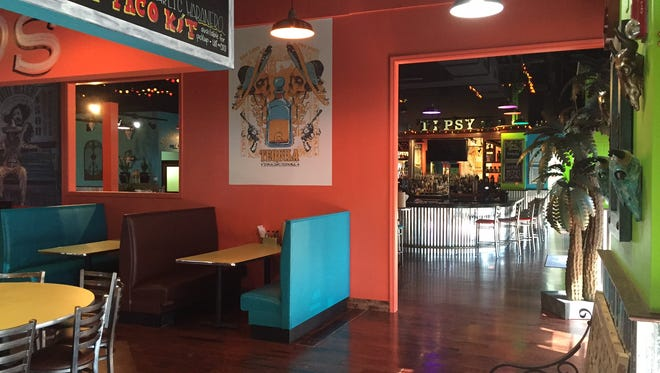Tipsy Taco has expanded the restaurant space and added new lunch hours.