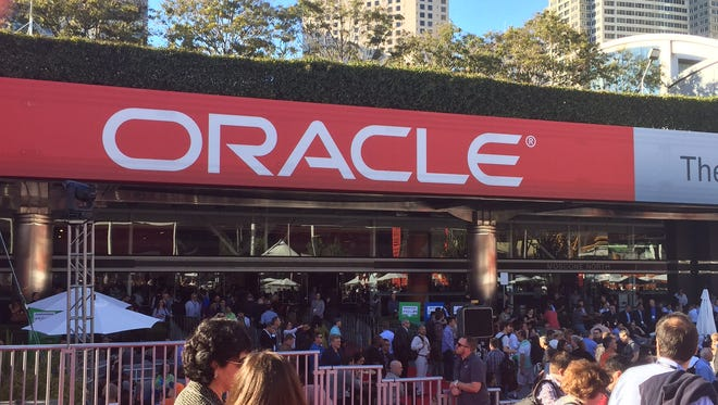 Oracle Open World kicked off late Sunday in San Francisco.
