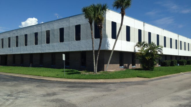 This former United Space Alliance building at 8600 Astronaut Blvd. in Cape Canaveral could become  the future home of a medical services and management company that wants to add 150 employees.