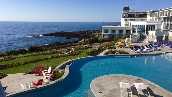 The Cliff House Maine is one of the properties in the Two Roads Hospitality portfolio. Two Roads is the new name of the merged Commune and Destination Hotels companies.