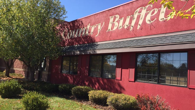 The former Country Buffet on Troutman Parkway in Fort Collins will be turned into Guiry's, a paint and home decorating store that started in Denver in 1899.