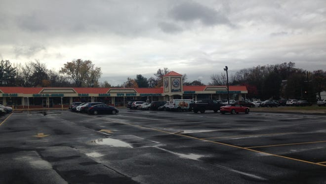 Plaza 70, which sits between Cooper and Locust streets off Route 70 East, is the designated site of a new AtlantiCare urgent care center and a Bacharach physical therapy center.