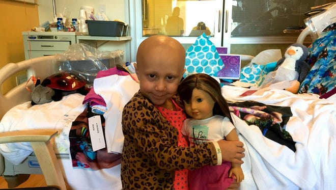 Little Wish Foundation donates gifts to children battling cancer.