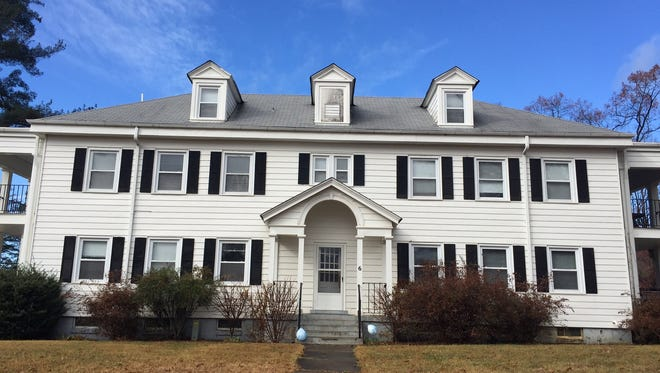 The Charles George VA Medical Center renovated this building on Riceville Road to house its Psychosocial Rehabilitation and Recovery Center.