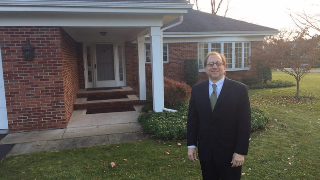 Rome Celli of ReMax Realty group says this winter is unusually brisk for home sales