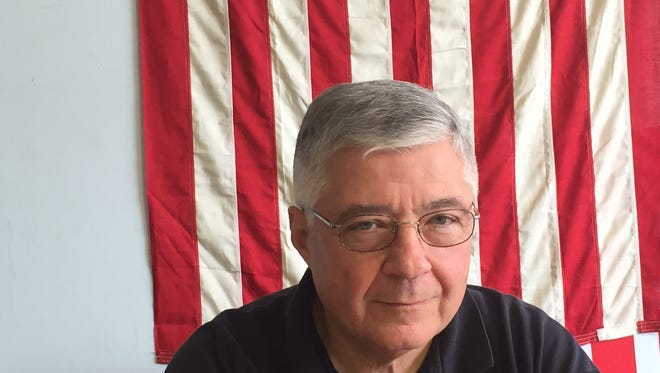 Morris County Republican County Committee Chairman John Sette, who is stepping down from the position as of Saturday, Dec. 31, 2016.
