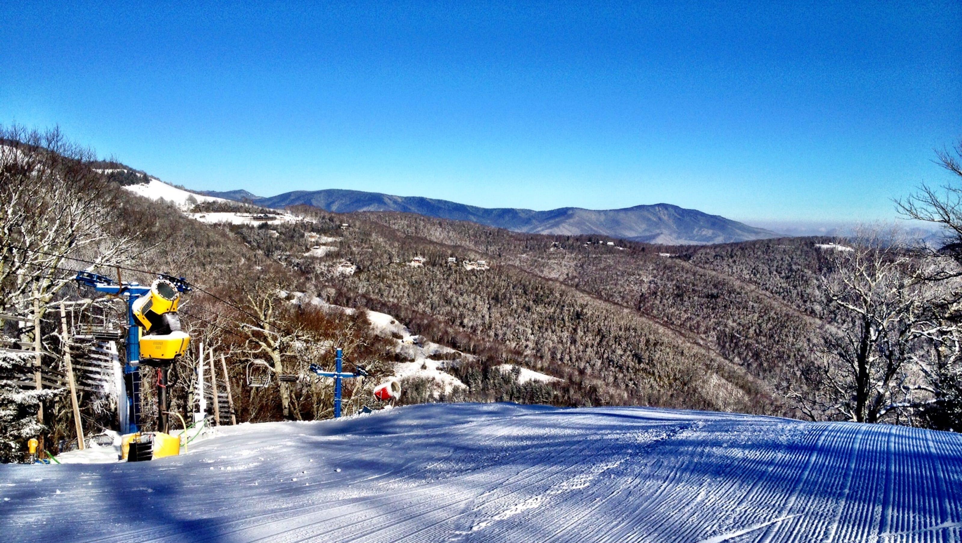 warm weather closes cataloochee ski area