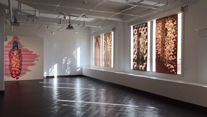 """Jay Walker: Archetype"" at Rowan University Art Gallery."
