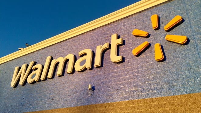 Walmart seeks approval to add eight more signs to the Walmart Supercenter in Cordova.