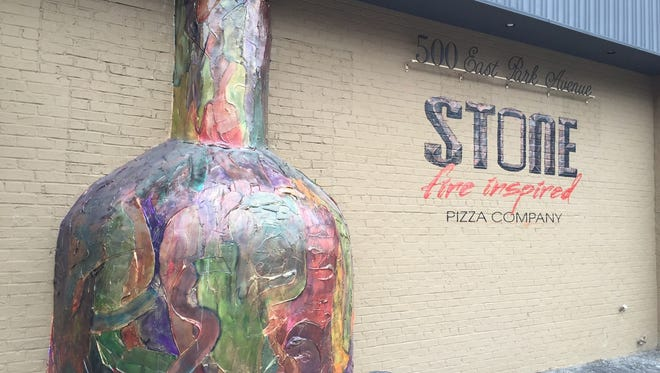 Stone Pizza Company will open this week.