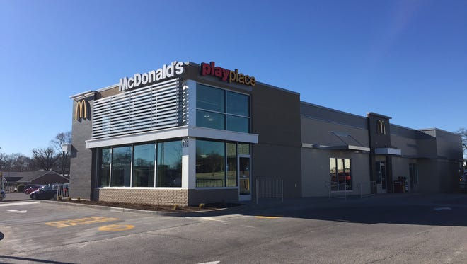 The McDonald's on West Main Street in Gallatin has opened after extensive renovations.