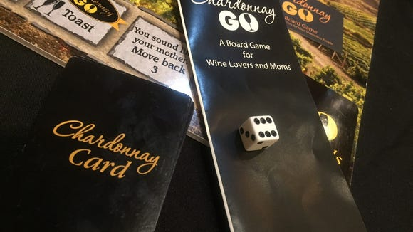 Chardonnay Go offers plenty of chances to raise a toast, but you don't have to drink to have fun playing the game.