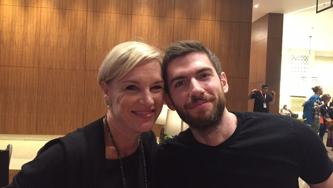 Planned Parenthood President Cecile Richards and Tumblr CEO David Karp are teaming up.