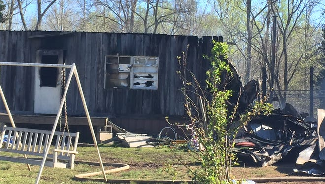 Five people were killed in a house fire in Henry County.