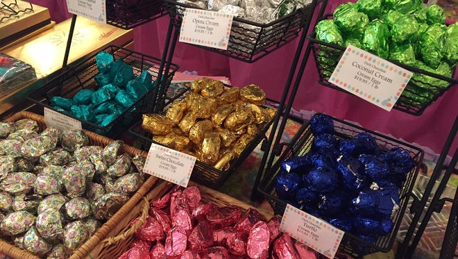 Get your Easter candy from Aglamesis.