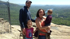 Mothers and grandmothers get in free to Chimney Rock State Park this weekend with the purchase of another adult ticket.