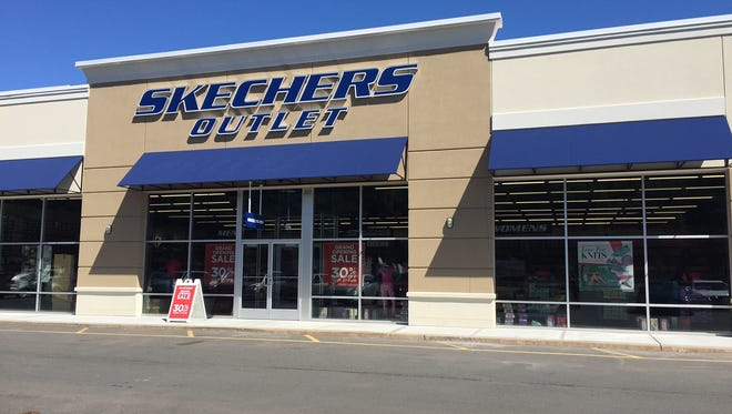 Skechers Outlet opened June 16 at 1345 Route 1 in North Brunswick.