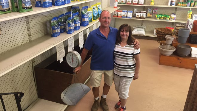 At the end of the business day on Friday,  Baker's Nursery in Monroe, owned by Matt and Karen Rusnock, closed. The business has been a staple in the community for more than 40 years.