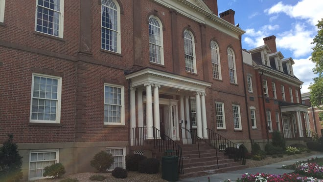 Morris County courthouse in Morristown