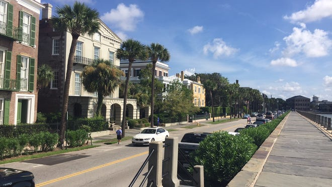 Historic downtown Charleston, S.C., is an unlikely backdrop for tech start-ups.