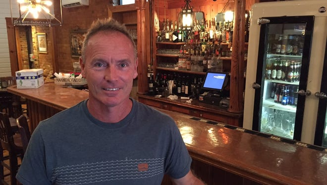 Sassafras Southern Bistro's new owner, Martin Hill, has plans for a gentle refresh of the longtime Greenville restaurant.