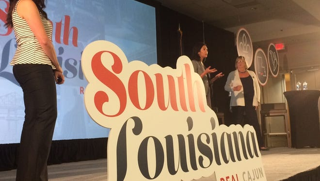 One Acadiana reveals its branding campaign, in which it will market the region as South Louisiana rather than Acadiana.