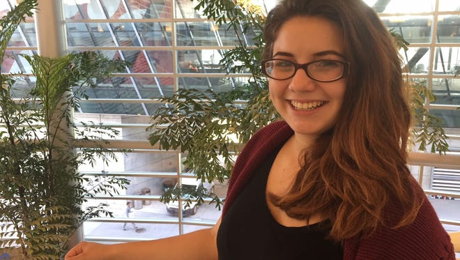Laura Mendez, 21, is a University of Cincinnati senior and recipient of Deferred Action for Childhood Arrivals.