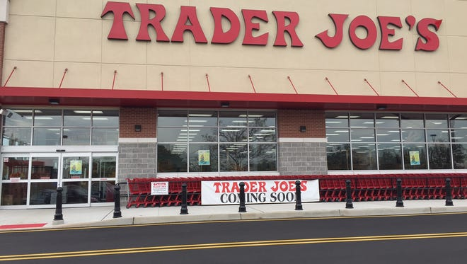Trader Joe's is opening at 869 Route 1 South in the North Village Shopping Center in North Brunswick at 9 a.m. Thursday, Oct. 12. A grand-opening celebration will begin at 8:55 a.m.