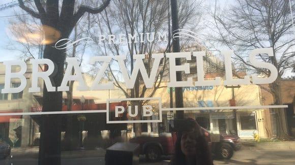 Bottle Cap Group has closed the Main Street Greenville location of Brazwells Premium Pub.