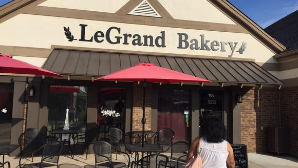 LeGrand Bakery has closed its Augusta Road location.
