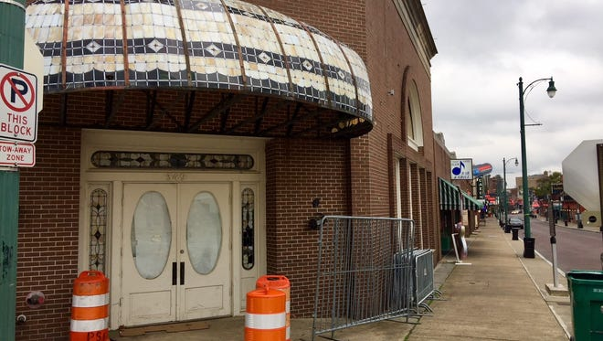 Wahlburgers will anchor the east end of the Beale Street entertainment district.