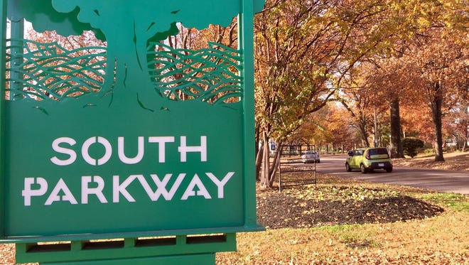 "The ""Plant the Parkways'' project includes planting up to 1,000 trees in the medians of North, South and East Parkway."