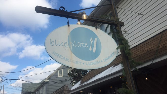 Chef James Malaby opened farm-to-fork restaurant blueplate in Mullica Hill in 2005. The restaurant was damaged in an Aug. 27 fire.