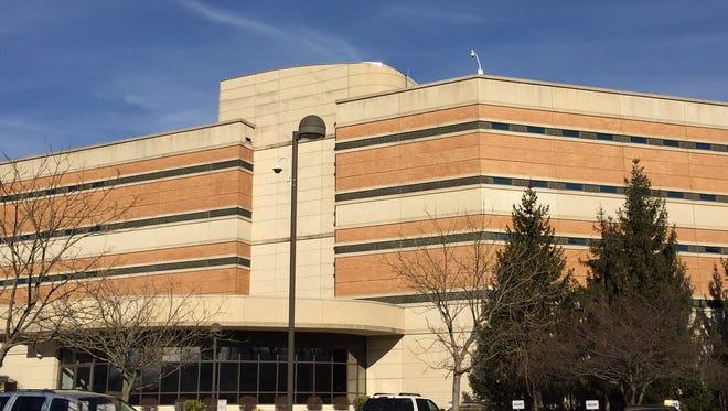 Morris County jail