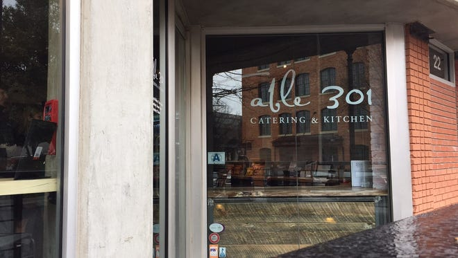Table 301 Catering & Kitchen  replaces the former Soby's on the Side.