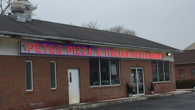 Pete's Pizza and Italian Restaurant operated for nearly 20 years at its Quentin Rd. location.