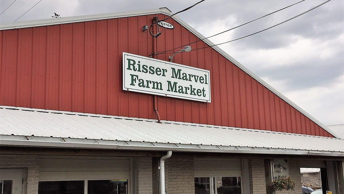 Risser Marvel Farm Market Opening Day 2018